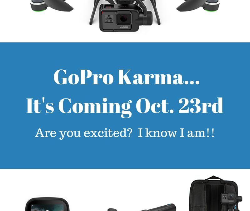 GoPro Karma is Announced.